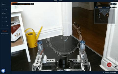 Open Source Rover driven through Freedom Robotics