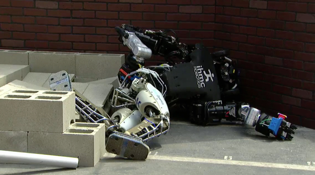 IHMC Robotics Lab - Boston Dynamics Atlas